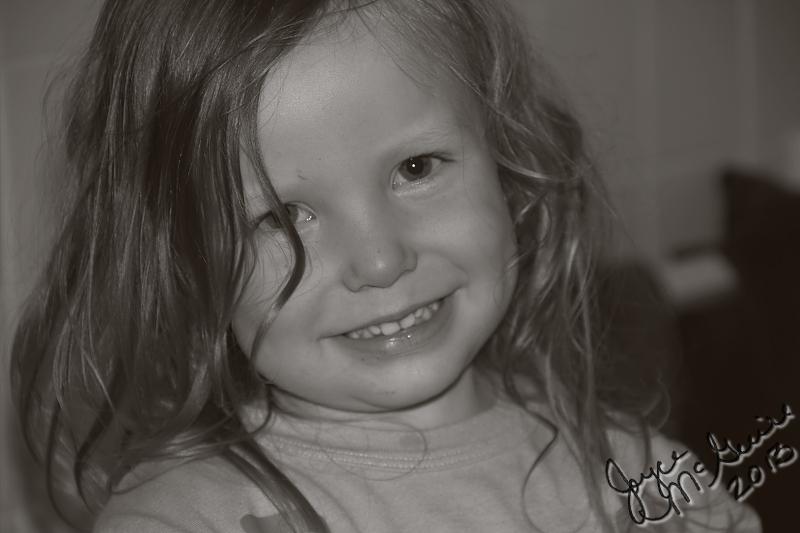 Megan's Smile