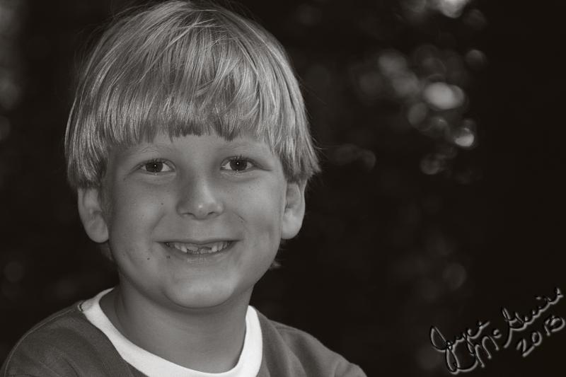 Adrian smile