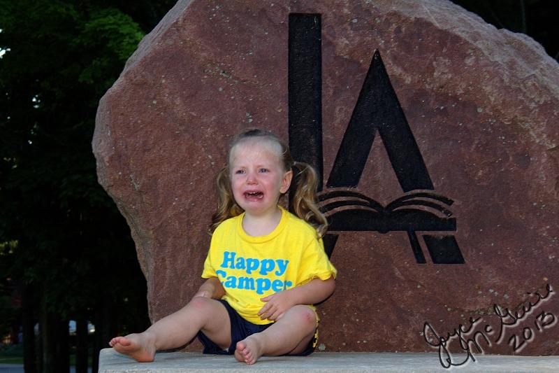 Happy Camper?